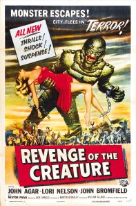 Image result for return of the creature movie