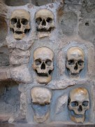 Image result for skull tower serbia