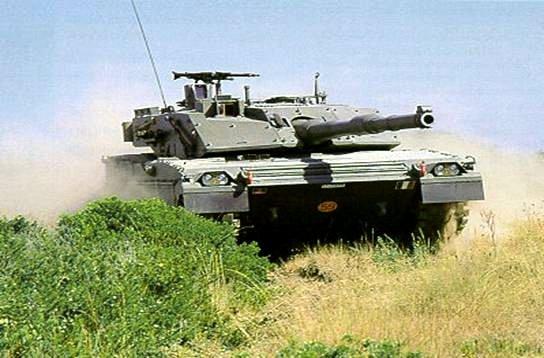 Ariete Macam   Macam Modern Tank Bag. 2