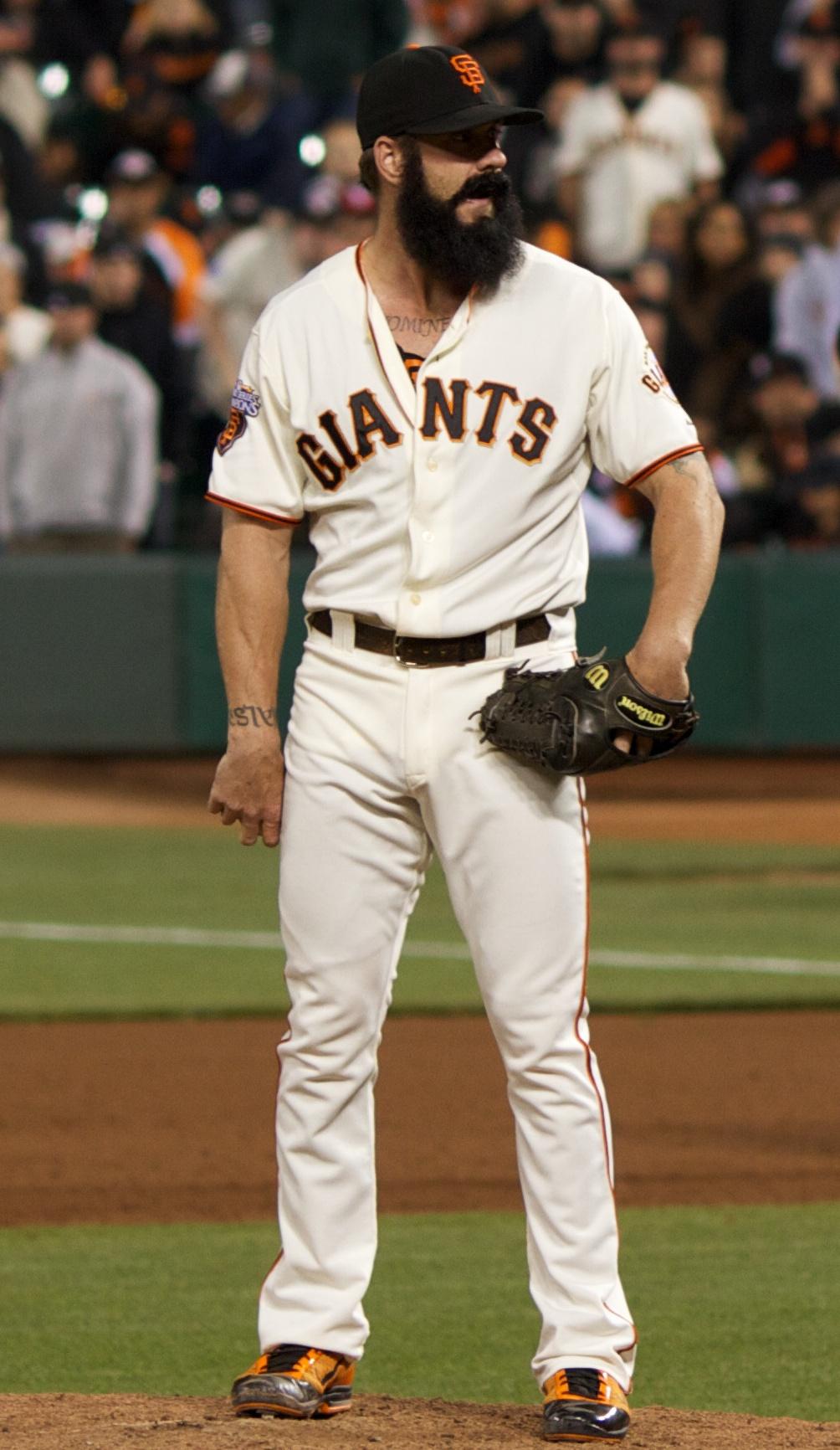 Image result for brian wilson baseball