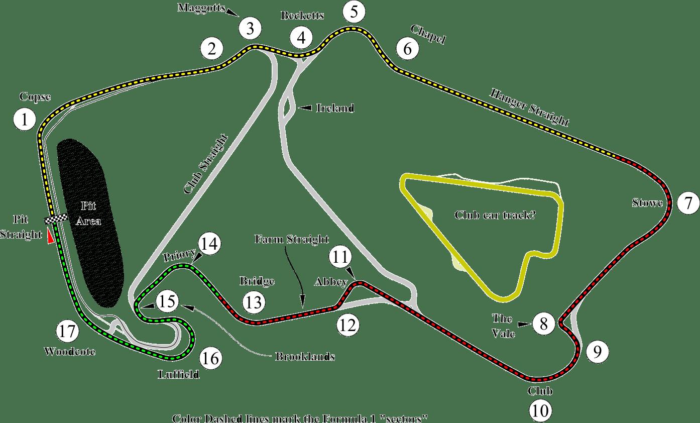 File Circuit Silverstone
