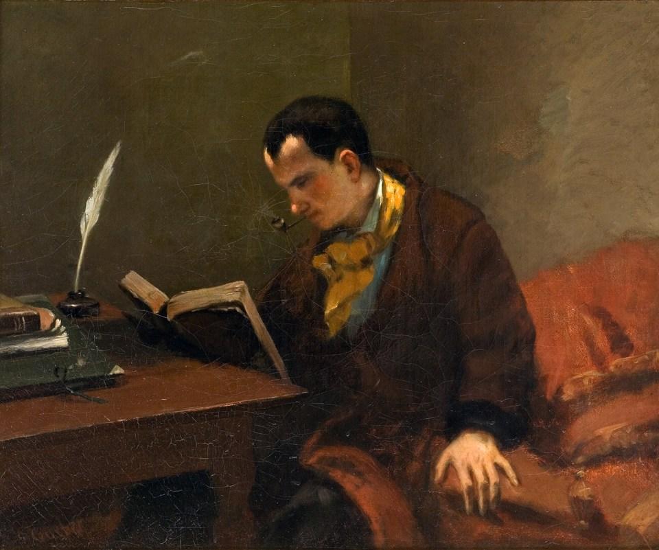 Baudelaire Courbet