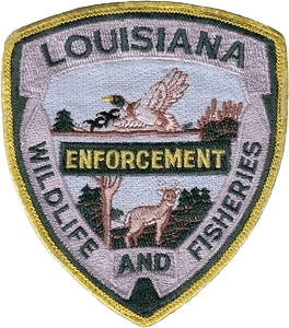 English: Patch of the Louisiana Department of ...