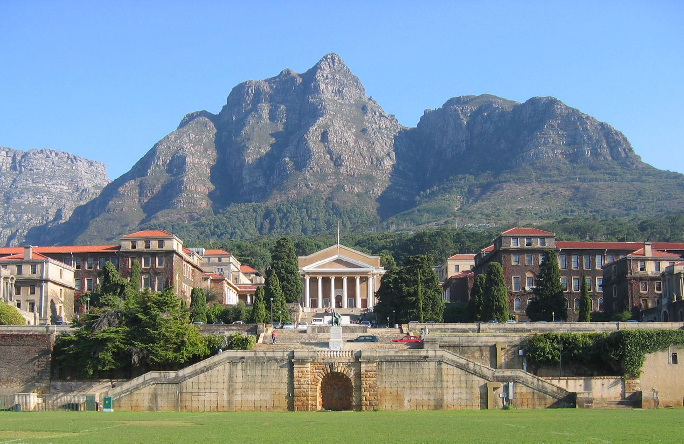 University of Cape Town, Upper Campus