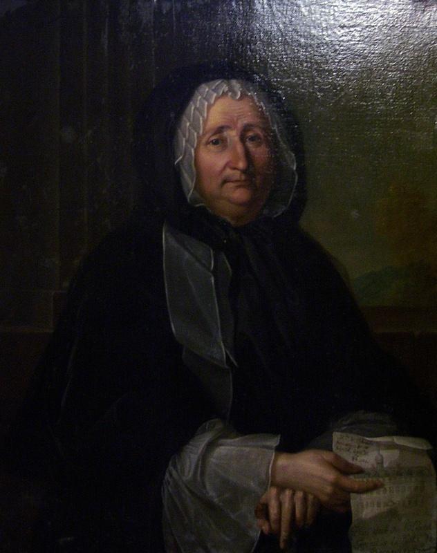 portrait de madame de ticheville