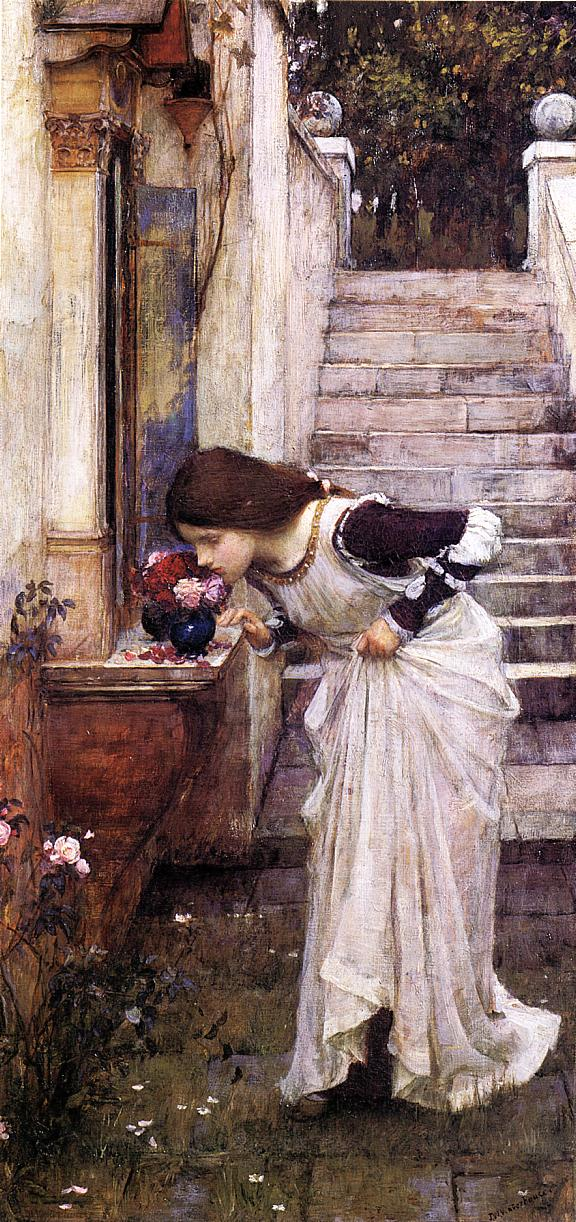 File:John William Waterhouse - The Shrine.JPG