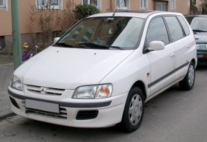 Mitsubishi Space Star  Wikipedia