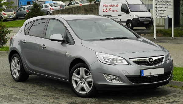 File:Opel Astra Design Edition (J) – Frontansicht (1), 14 ...