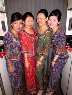 singapore girls