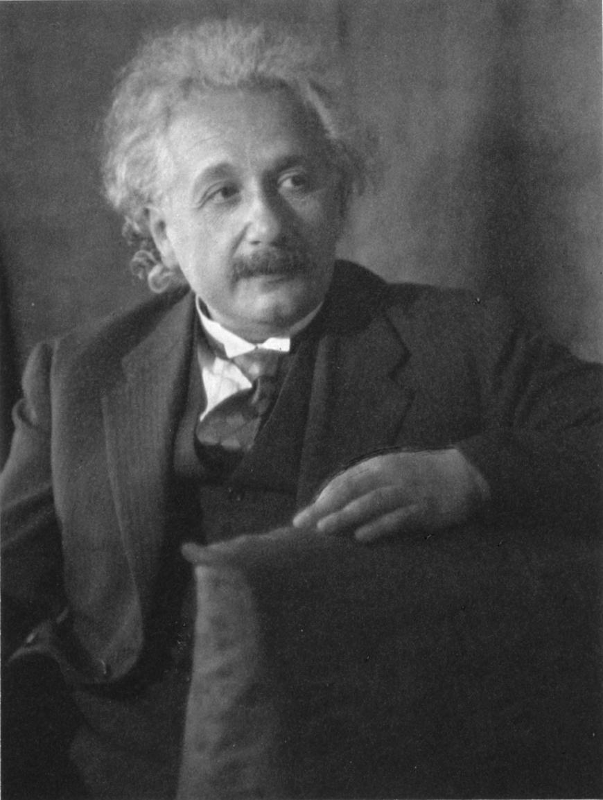 Albert Einstein, by Doris Ulmann.jpg