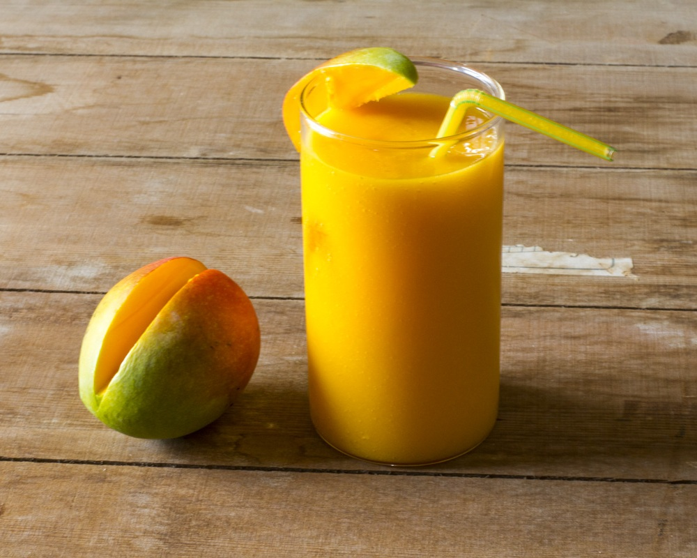Mango Smoothie without Yogurt
