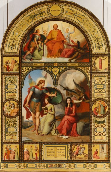 Good and Evil (painting) - Wikipedia