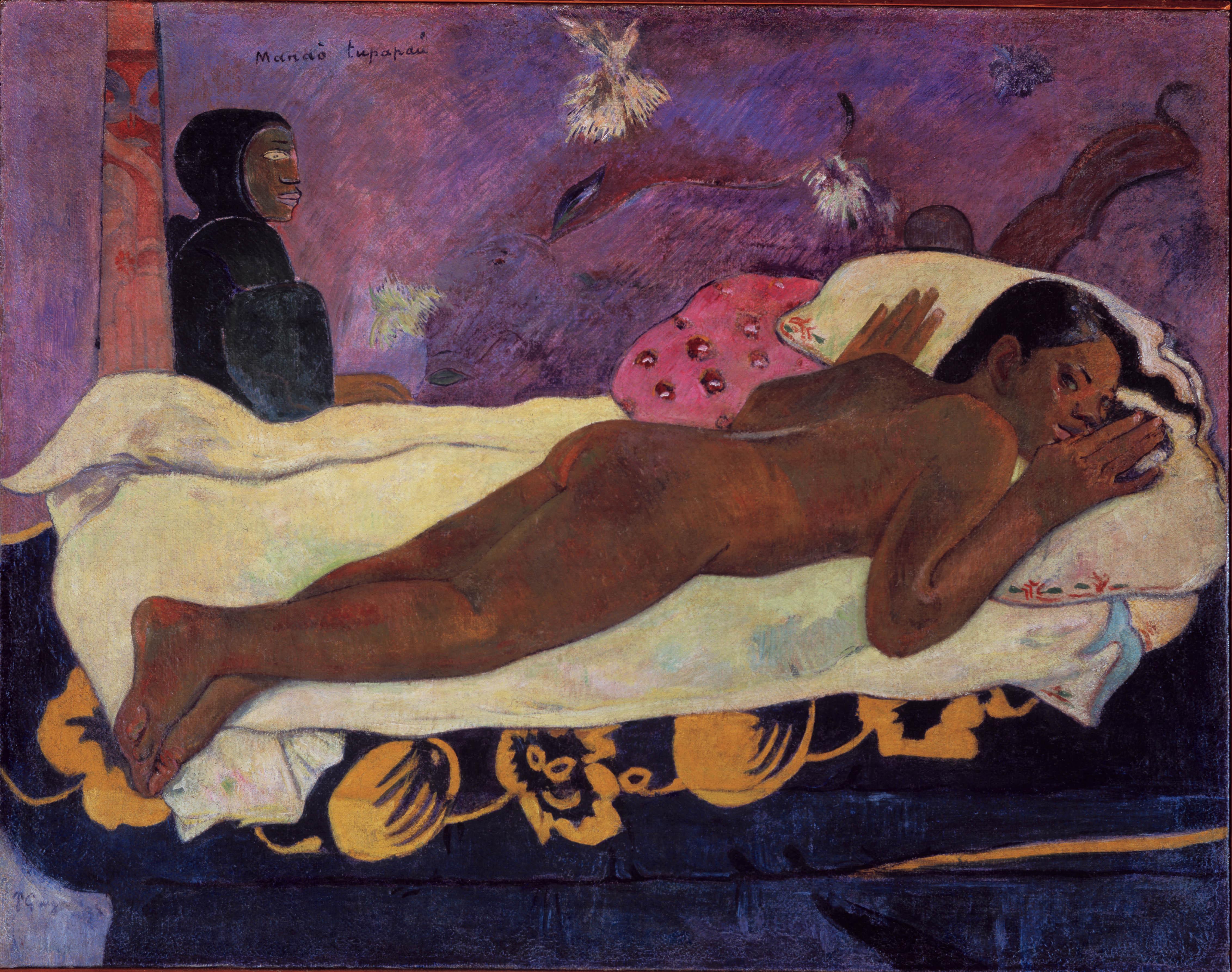 http://en.wikipedia.org/wiki/Paul_Gauguin