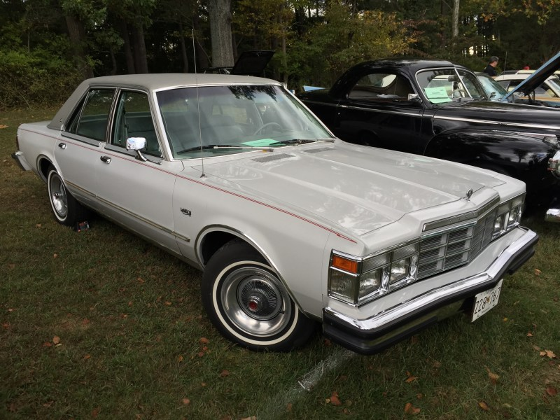 1968 dodge cars » Chrysler LeBaron     Wikip    dia 1978 Chrysler LeBaron  M body  4 door at 2015 Rockville show 1of3