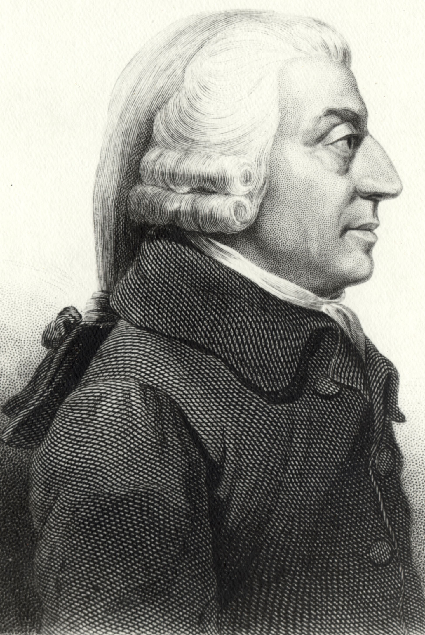 One leader of the Scottish Enlightenment was Adam Smith, the father of modern economic science.