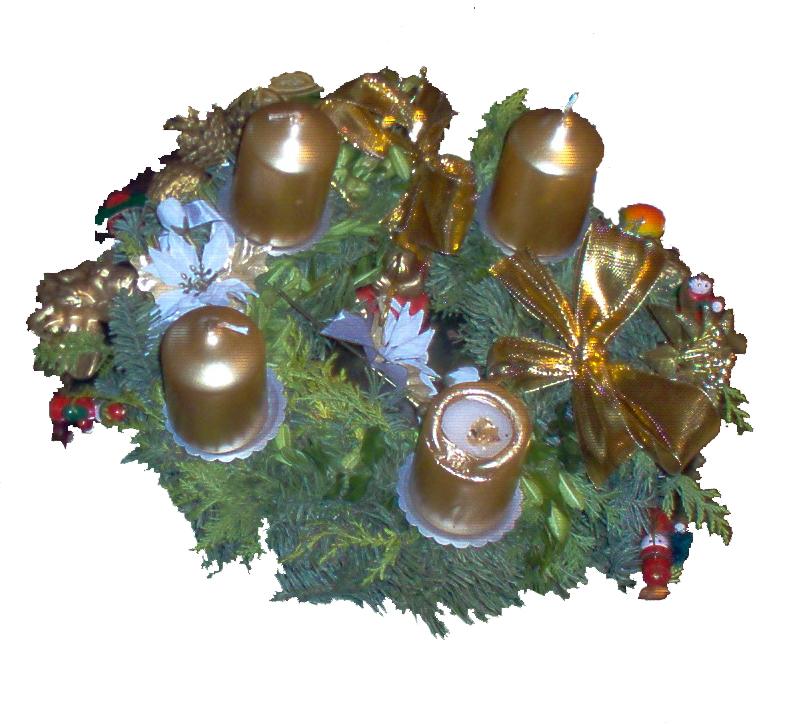 Kerstkrans Wikipedia