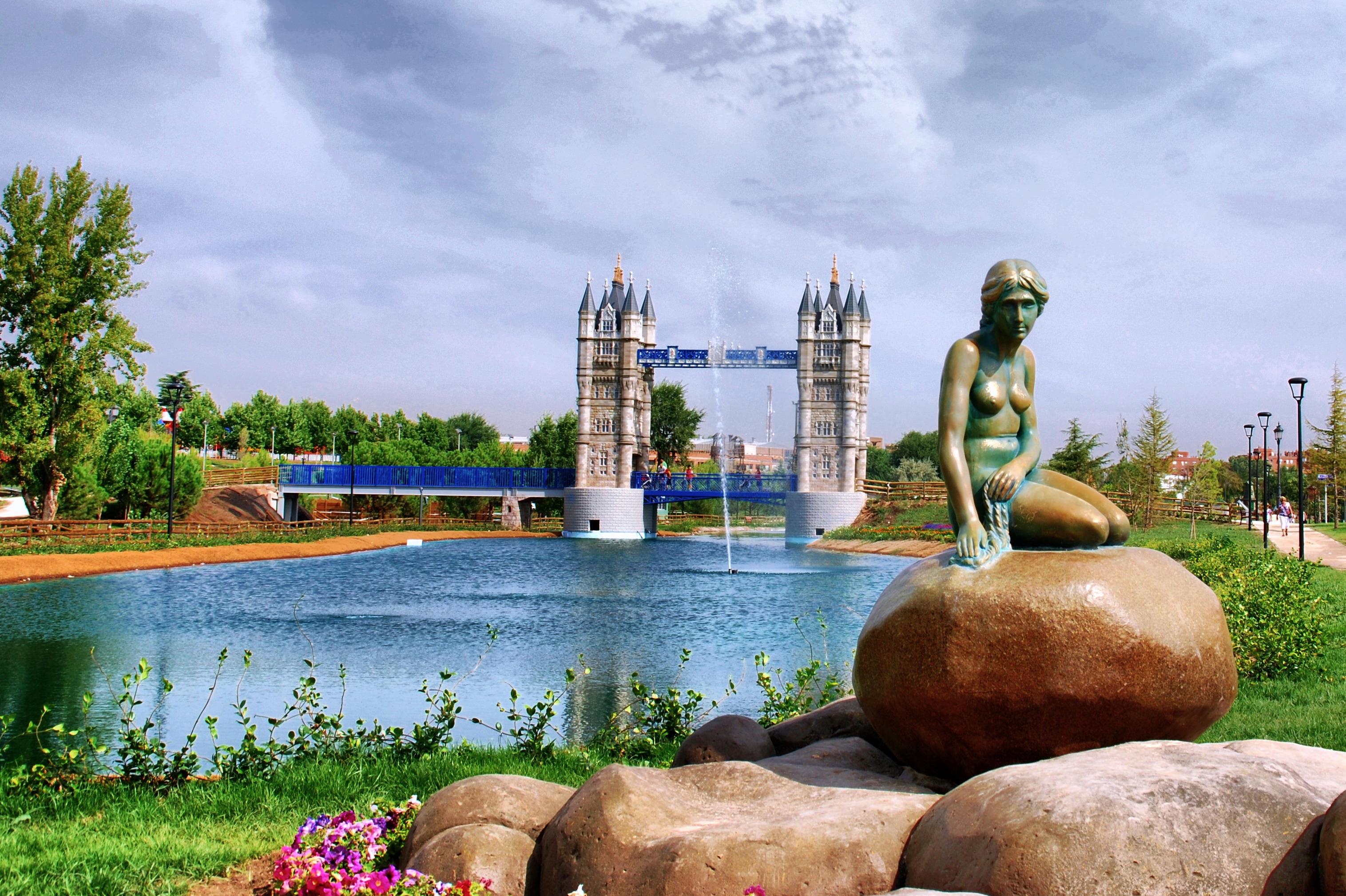 Resultado de imagen de parque europa