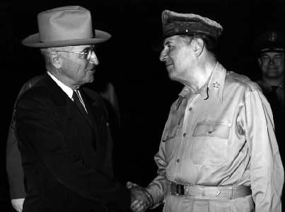 File:Truman and MacArthur.JPG