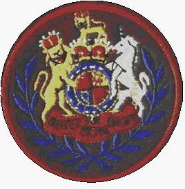 WO1 variant arm badge (British Army)