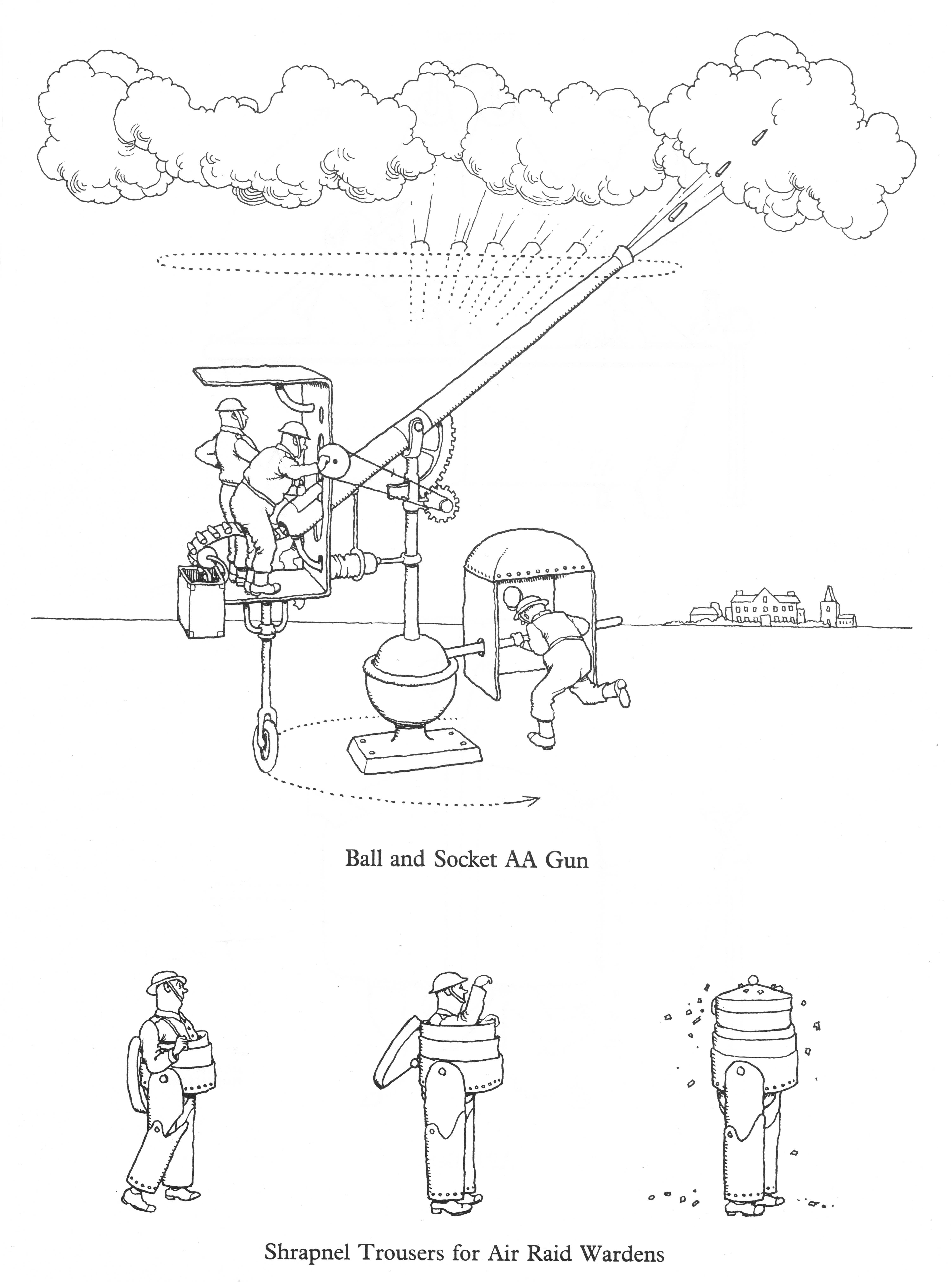File William Heath Robinson Inventions