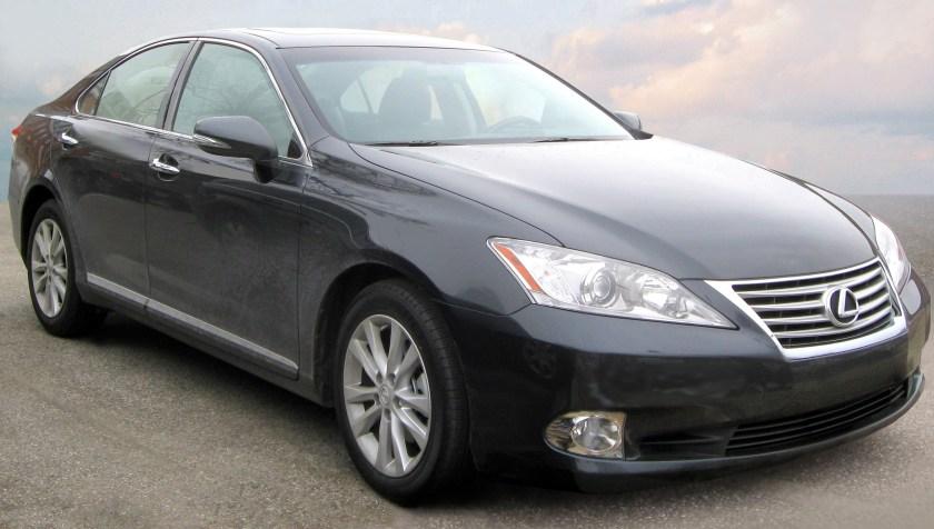 Image result for 2010 Lexus ES