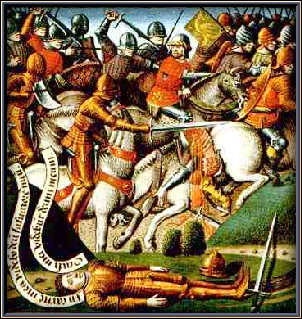 Image result for 778 – The Battle of Roncevaux Pass, at which Roland is killed