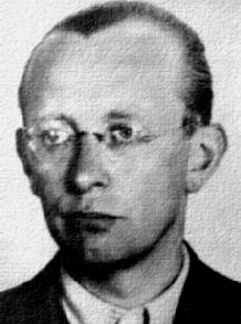 """Rote Kapelle"" member Arvid Harnack"