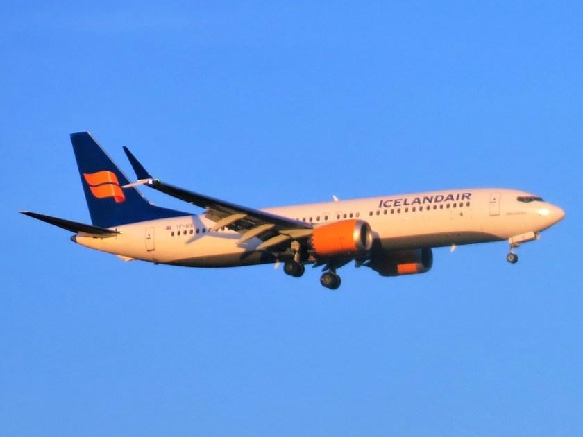 Bildresultat för icelandair boeing 737 max