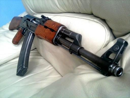 My AK-47