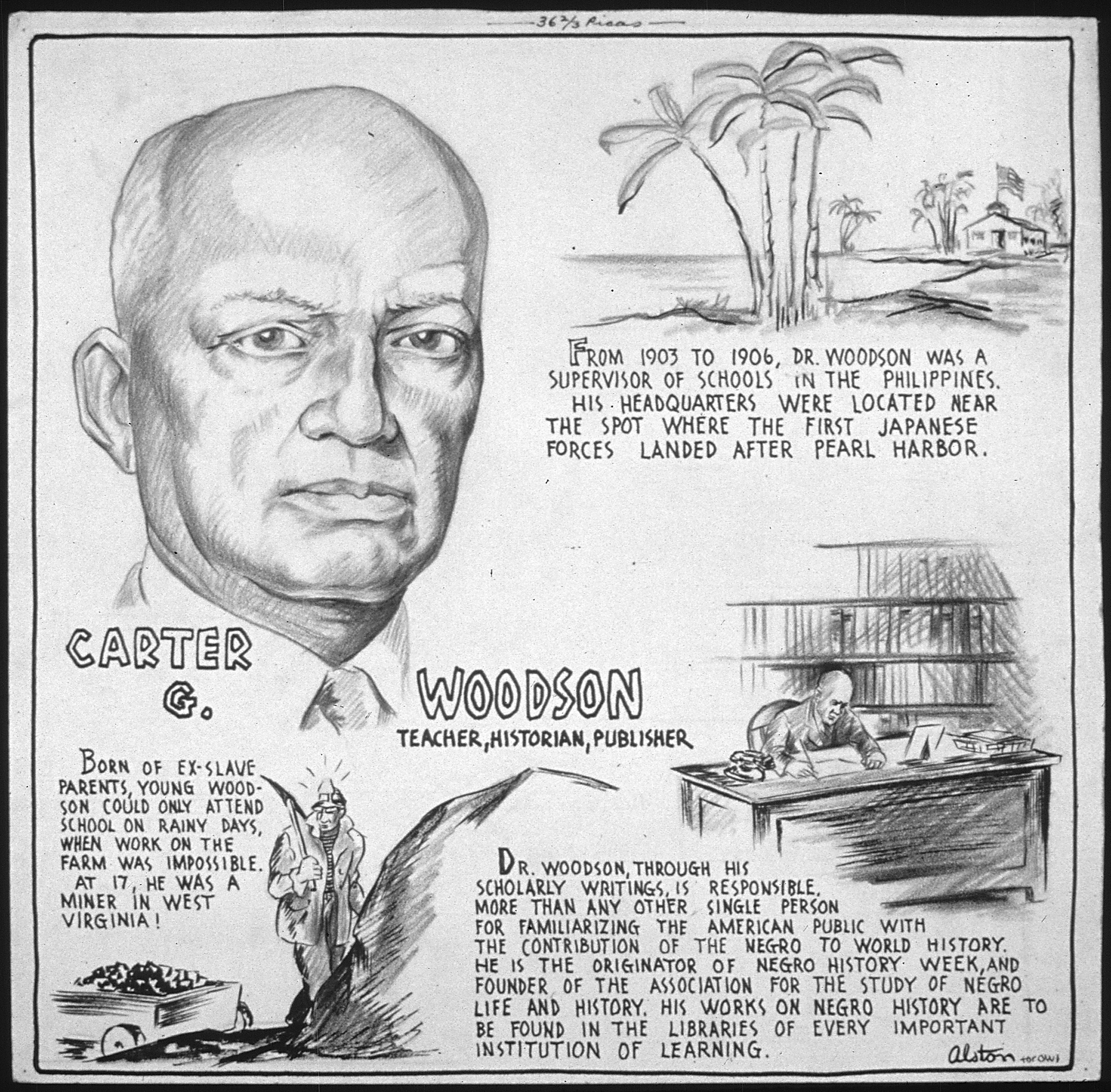 File Carter G Woodson