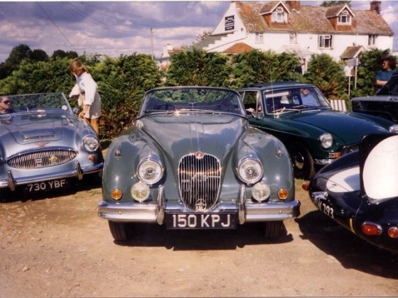 1961 austin cars » File Classic cars at the Anchor Inn   geograph org uk   1259972 jpg     File Classic cars at the Anchor Inn   geograph org uk   1259972