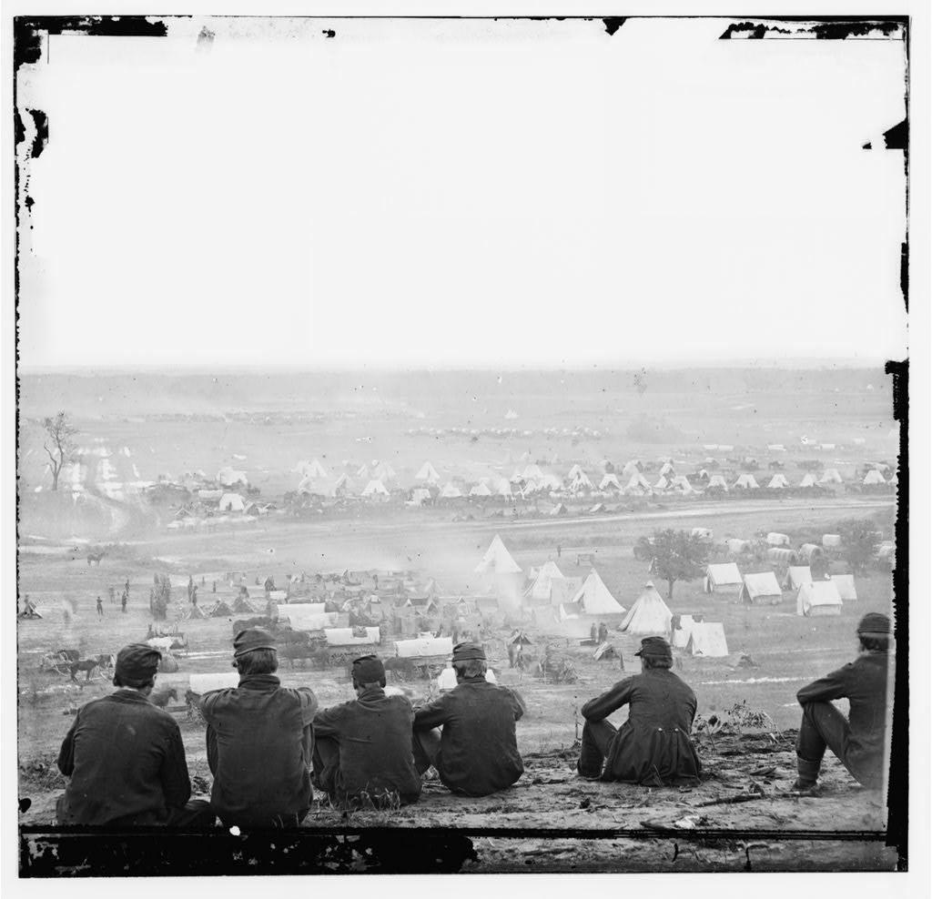 Armies In The American Civil War