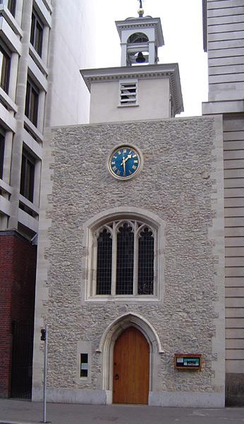 St Ethelburga's Bishopsgate - Wikipedia