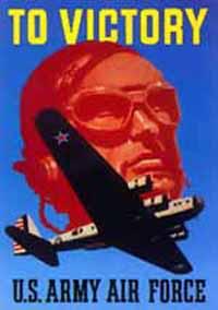 USAAF recruitment poster.