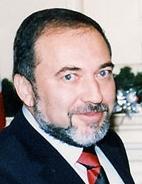 Portrait of Avigdor Lieberman