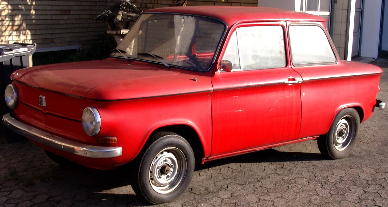 NSU Prinz - Great Car