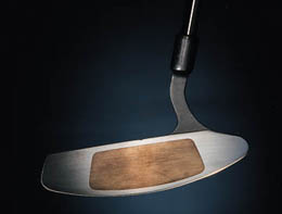 Putter with Insert
