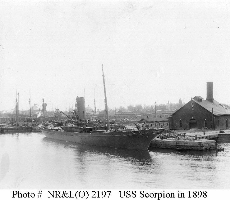 USS Scorpion PY 3 Wikipedia