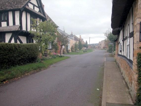 Childswickham village