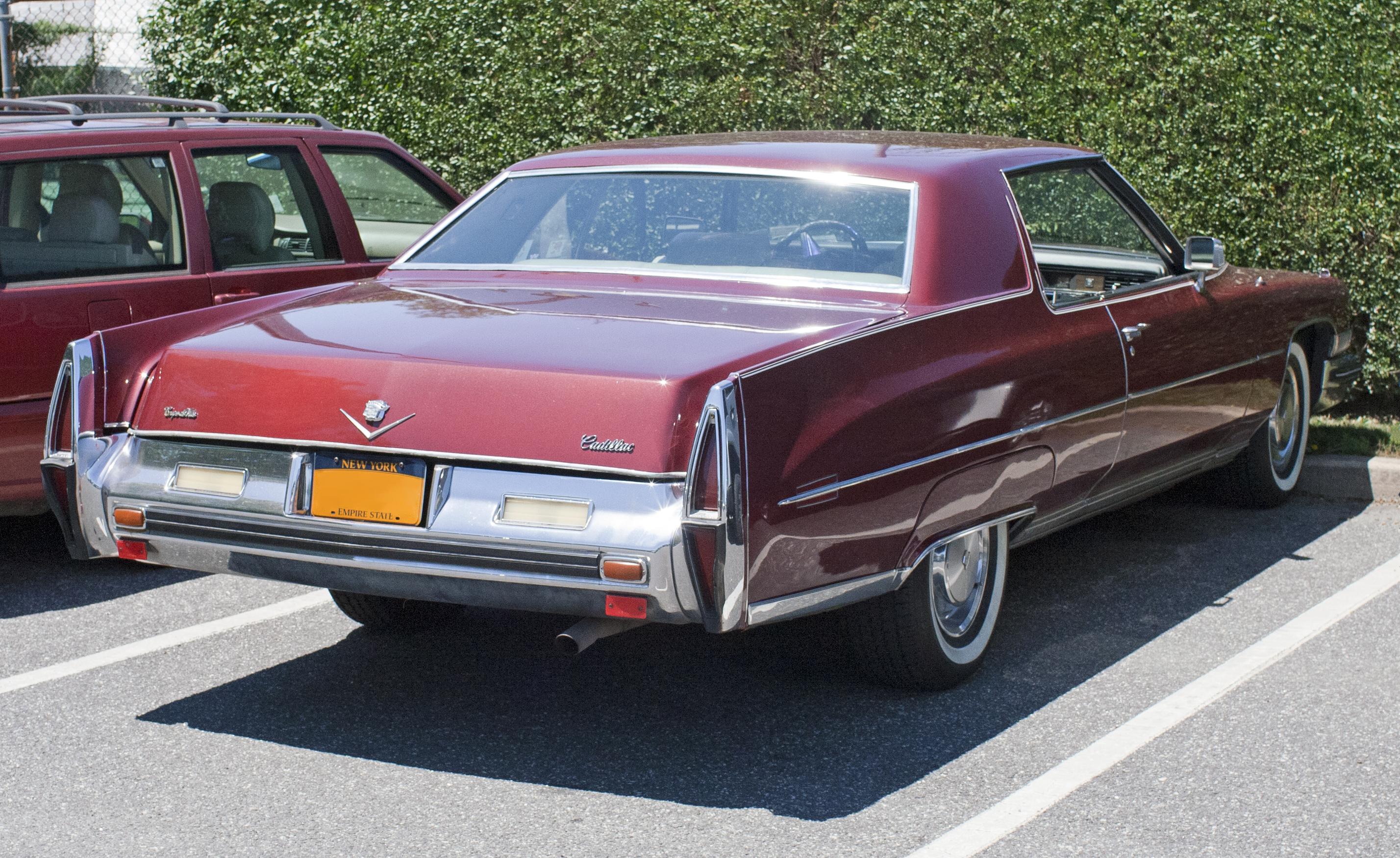Sale Coupe 84 Deville