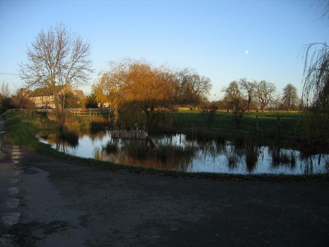 File:Driffield Village Pond - geograph.org.uk - 288021.jpg - Wikipedia