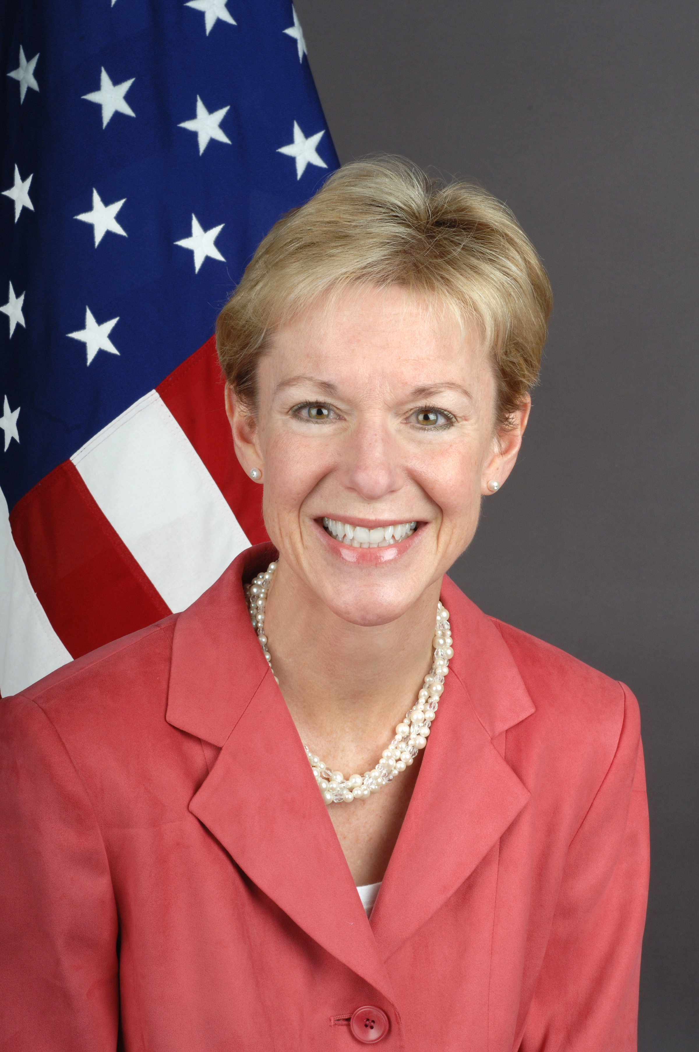 English: Kristie A. Kenney, U.S. Ambassador to...