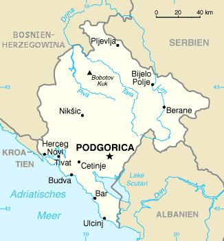 Montenegro de