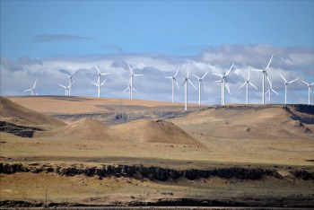 California Wind Renewable Energy