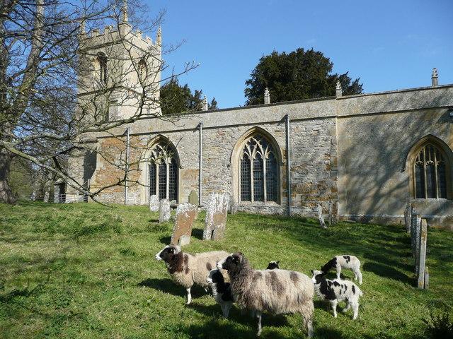 St. Mary's, Preston on Stour
