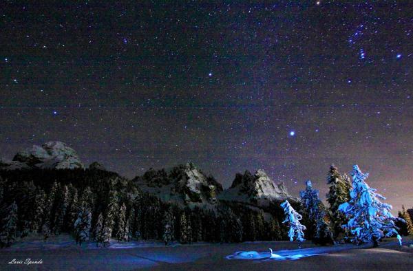 ФайлЗвёздное небо в Альпахjpg Википедия