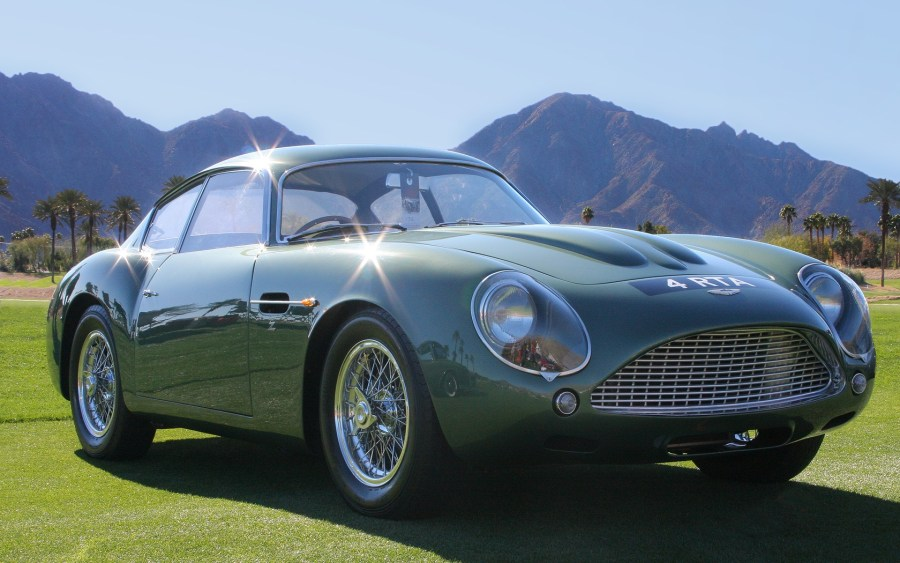 1964 studebaker cars » Grand tourer   Wikipedia Aston Martin DB4 GT Zagato 1961