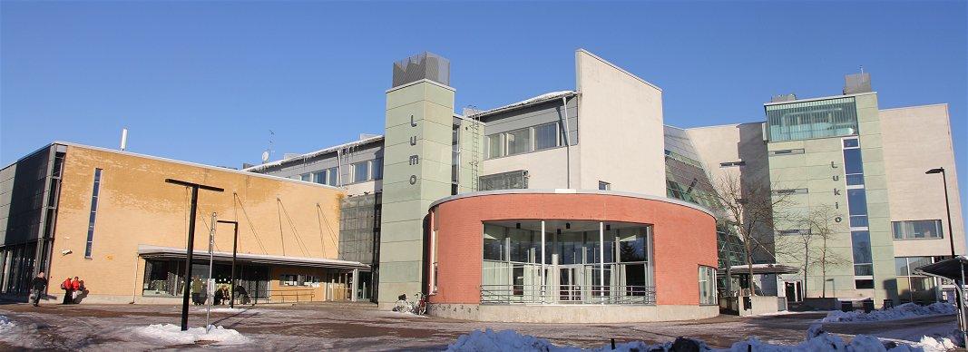 Image result for Monitoimikeskus Lumo