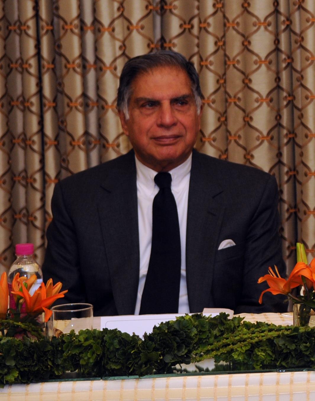 = Ratan Tata, Charmain of the Tata Group