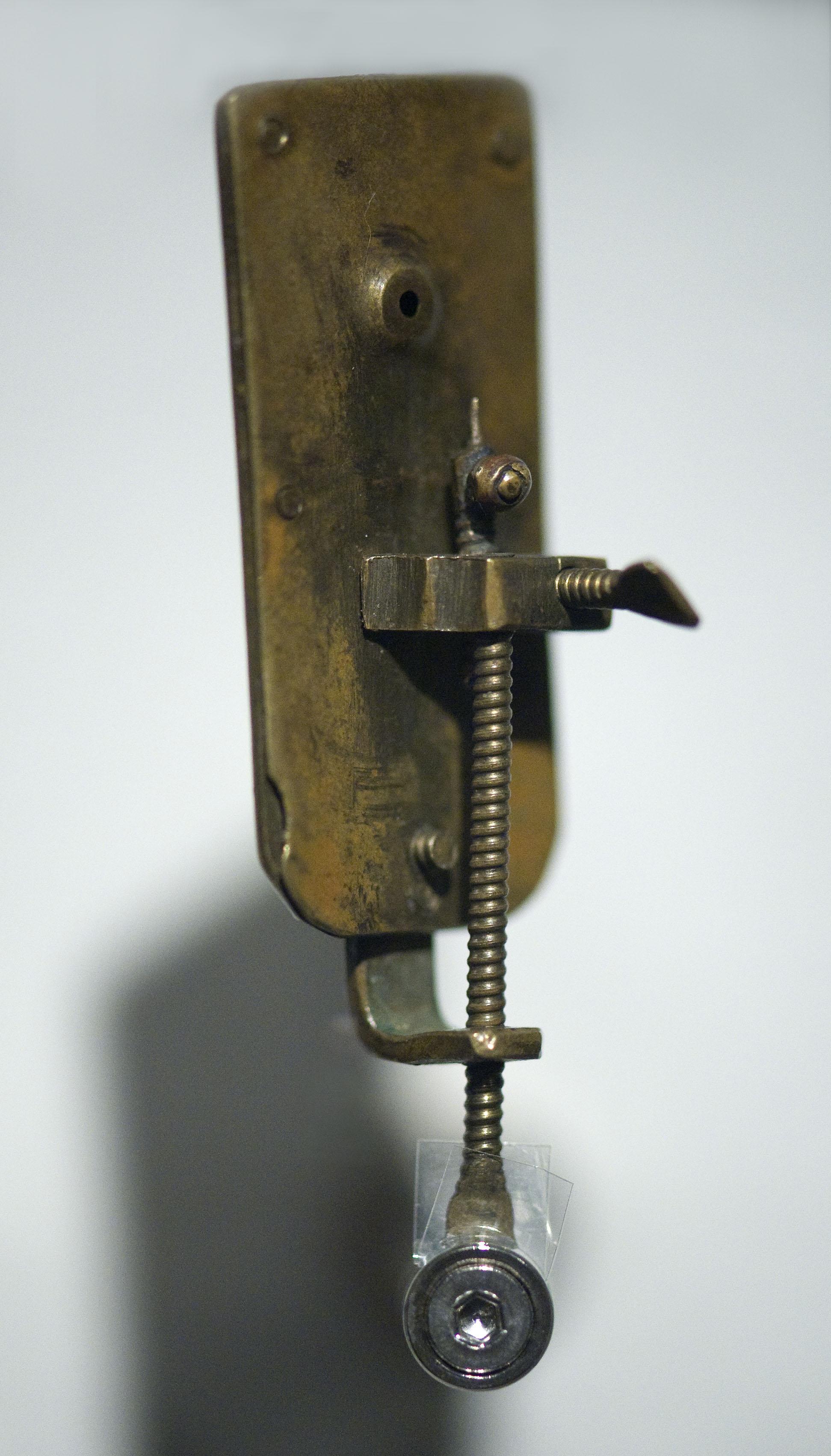 FileSingle Lens Microscope 1690 Haaxman Dirk Museum